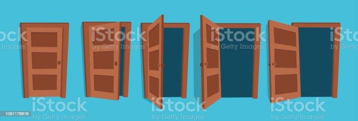 12 717 Door Clipart Illustrations Royalty Free Vector Graphics & Clip Art iStock