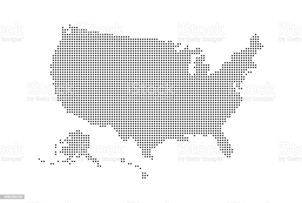 The maps are created with vectors so the files are scalable. America Map Vector Art Icons And Graphics For Free Download