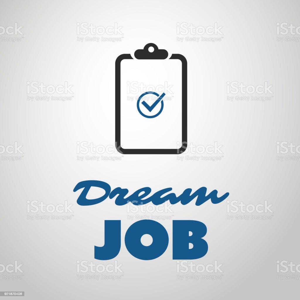 royalty free dream job clip art