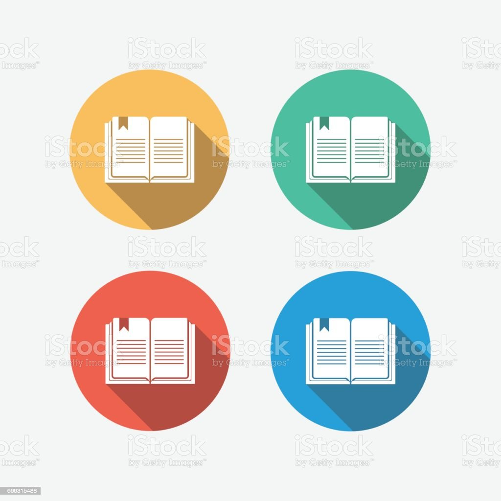 8652 ebook icon clip art images on gograph. Ebook Multi Colored Flat Icon Stock Illustration Download Image Now Istock