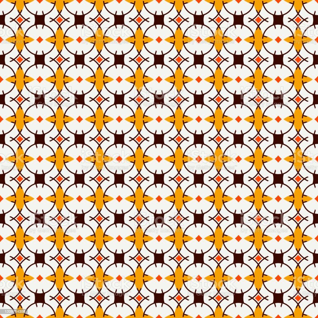 https www istockphoto com fr vectoriel fond d c3 a9cran ethnique et tribal cercles segment c3 a9s r c3 a9p c3 a9t c3 a9s motif sans couture gm1209714358 350161676