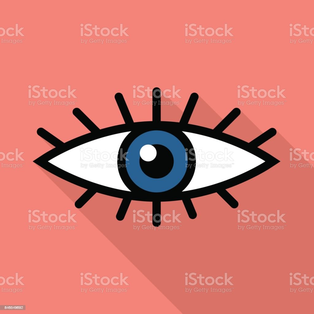 hight resolution of eye icon royalty free eye icon stock vector art amp more images of abstract