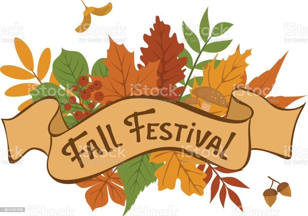 royalty free fall festival clip
