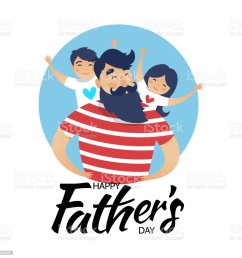 father s day card royalty free fathers day card stock vector art amp more images [ 1024 x 1024 Pixel ]