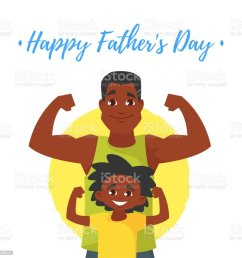 fathers day greeting card royalty free fathers day greeting card stock vector art amp  [ 1024 x 1024 Pixel ]