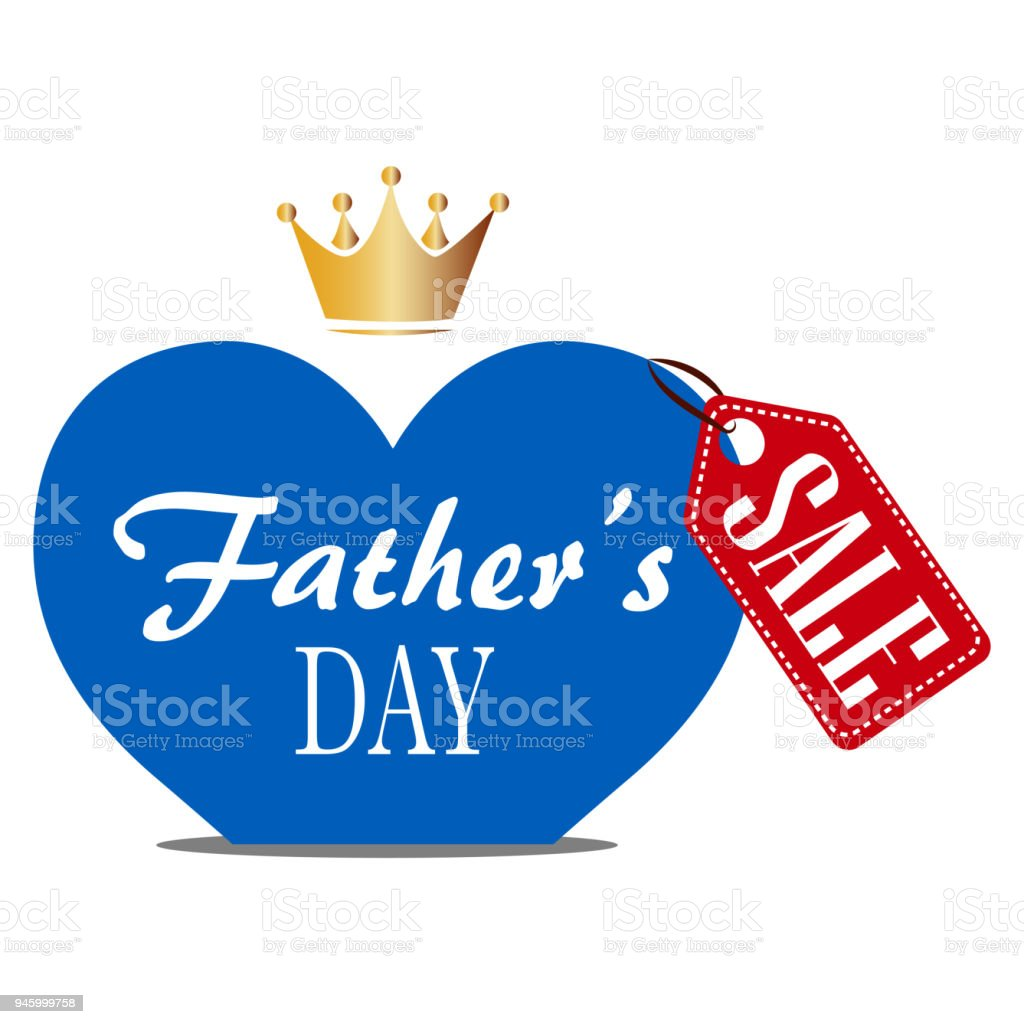 hight resolution of fathers day sale royalty free fathers day sale stock vector art amp more images