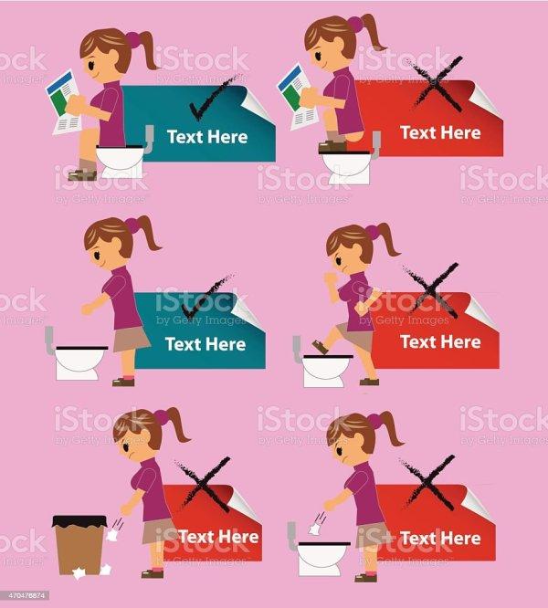Female Bathing Rules Stock Vector Art & Of 2015 470476874 Istock