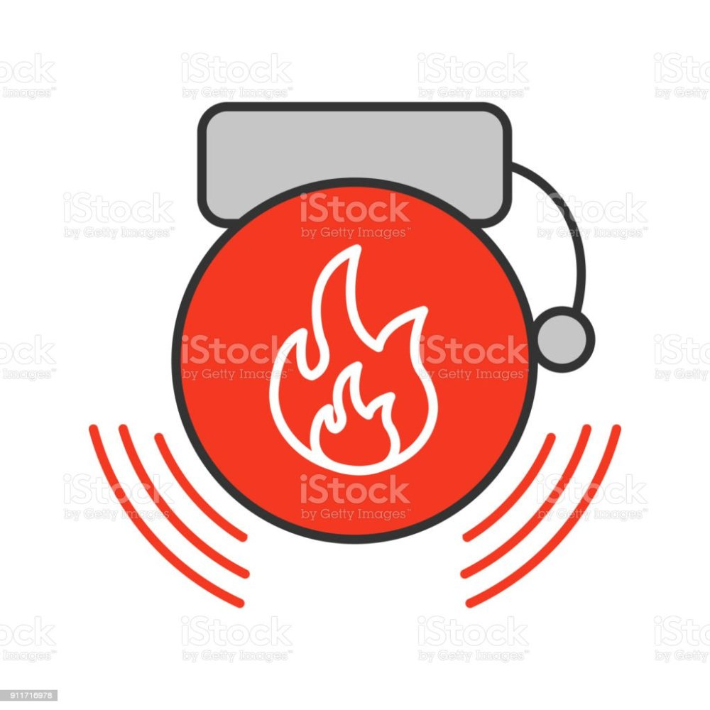 medium resolution of fire alarm icon royalty free fire alarm icon stock vector art amp more images