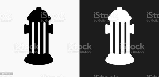 fire hydrant vector icon clip backgrounds clipart graphics hose illustrations vectors royalty icons illustration rf