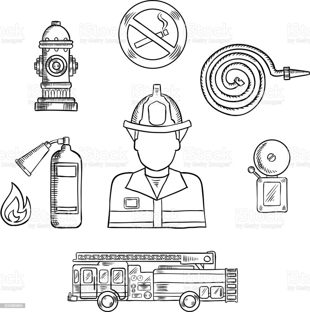 Fire Protection Symbols