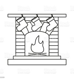 a fireplace a hearth a chimney a mantelpiece icons royalty free a fireplace a hearth [ 1024 x 1024 Pixel ]