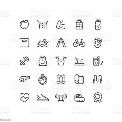 Exercise icons 26 Free Exercise icons Download PNG & SVG