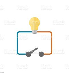 flat icon switch diagram stock vector art more images of battery 12v switch wiring diagram icon switch wiring diagram [ 1024 x 1024 Pixel ]