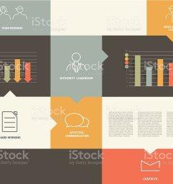 piatto rettangolo di diagramma per infografiche illustrazione royalty free [ 1024 x 839 Pixel ]