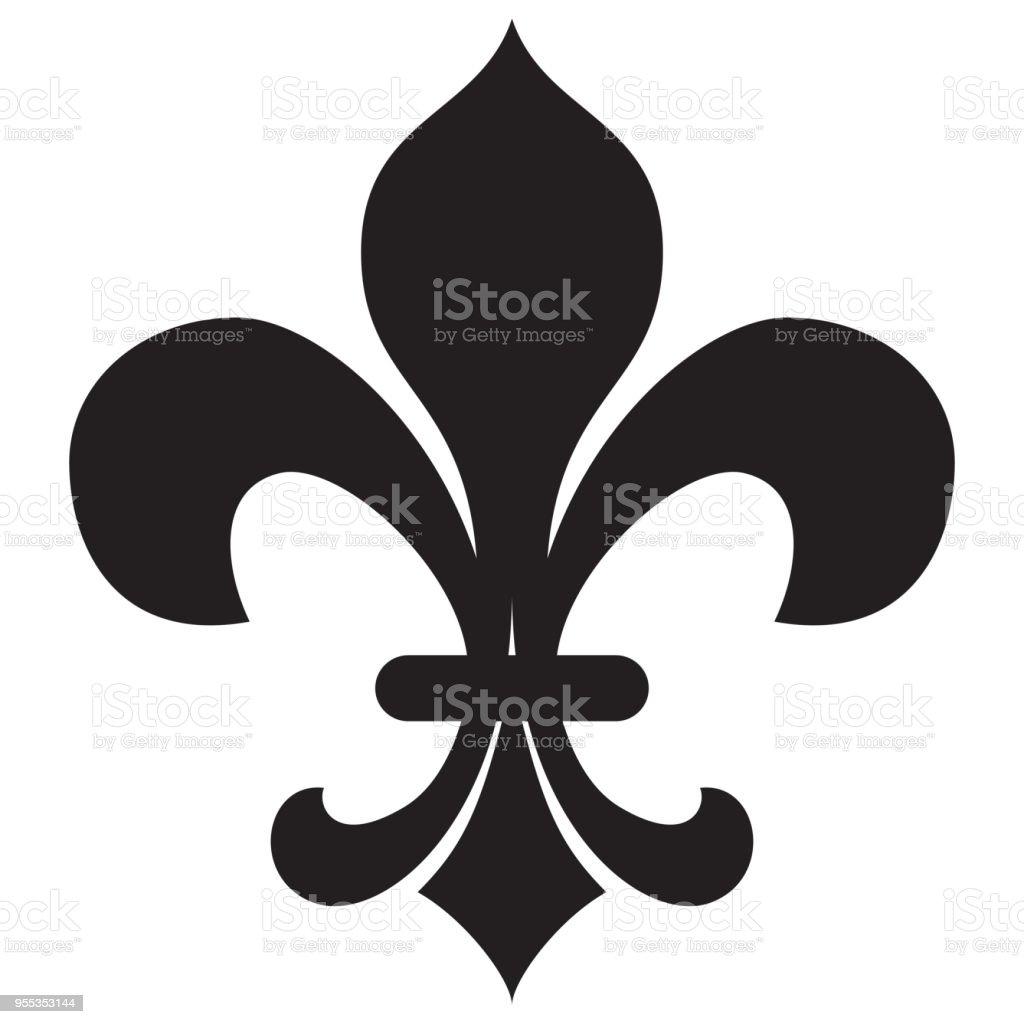 hight resolution of fleur de lis royalty free fleur de lis stock vector art amp more images