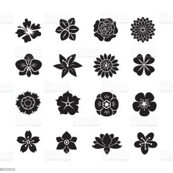 111 774 Flower Clipart Illustrations Royalty Free Vector Graphics & Clip Art iStock