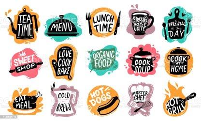 Food logo icons 674 Free Food logo icons Download PNG & SVG