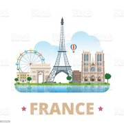france country design template