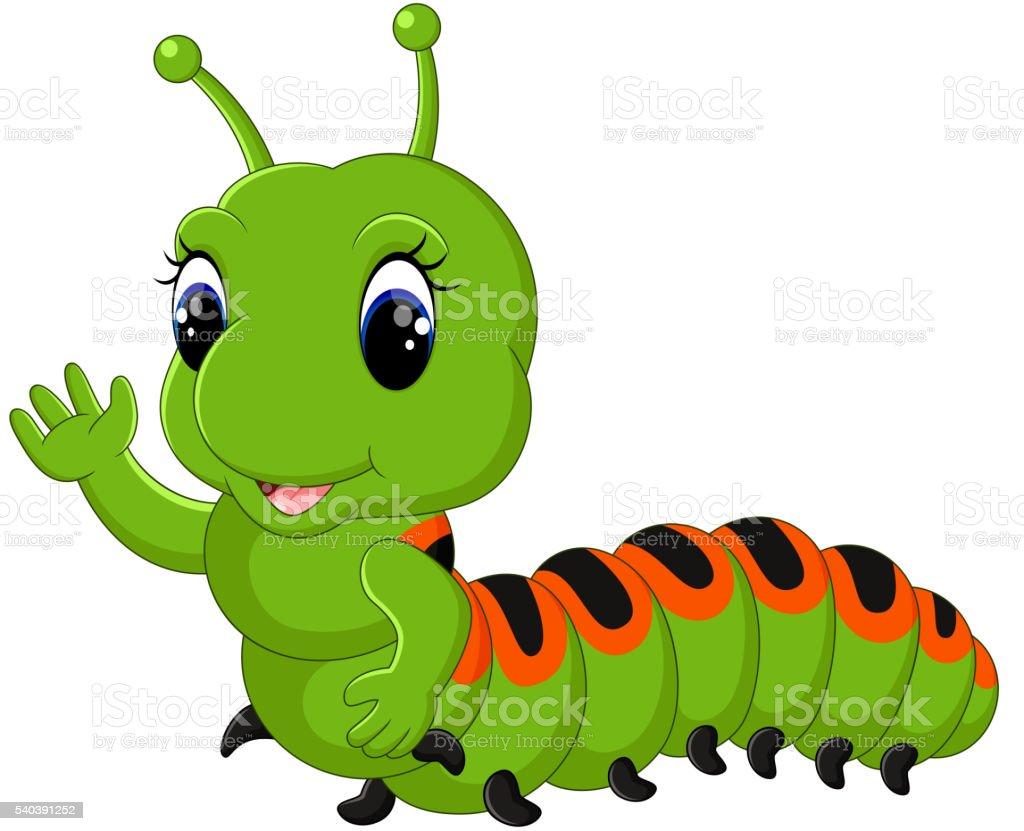 royalty free caterpillar clip art