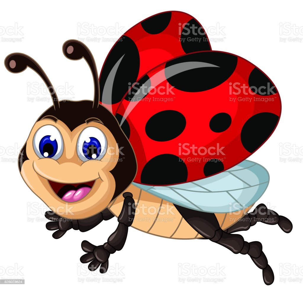 ladybug clip art vector