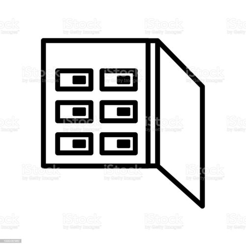 small resolution of fuse box icon isolated on white background royalty free fuse box icon isolated on white