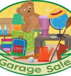 garage sale clipart ilustraci n de garage sale clipart y m s vectores libres de derechos de art culos [ 1024 x 790 Pixel ]