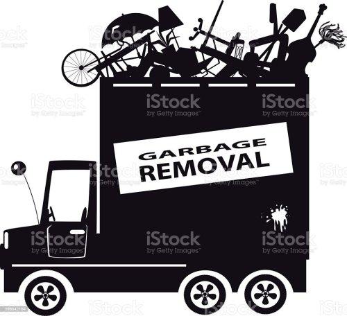 small resolution of garbage truck clip art ilustraci n de garbage truck clipart y m s vectores libres de derechos