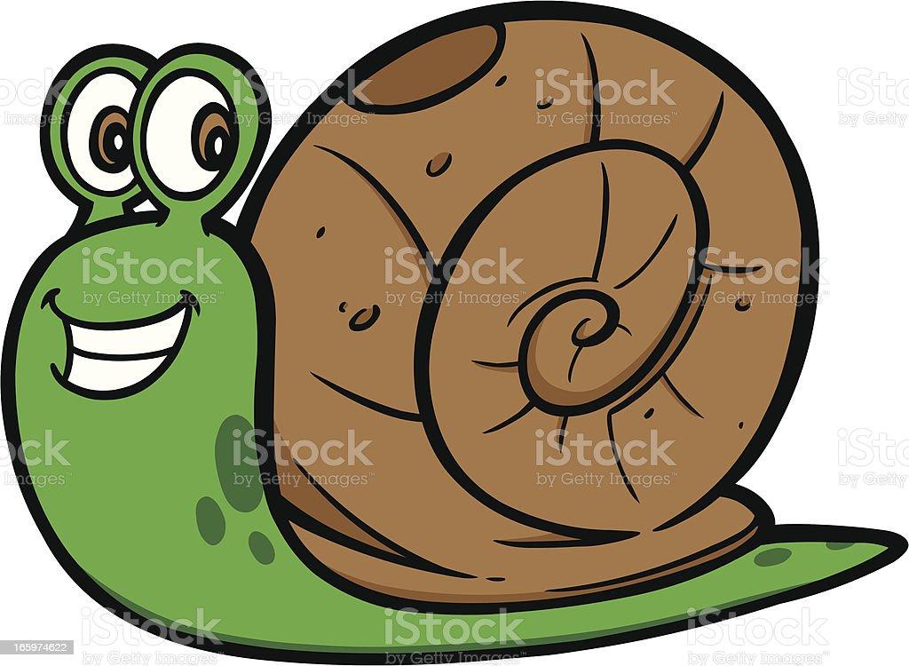 snail clip art vector &