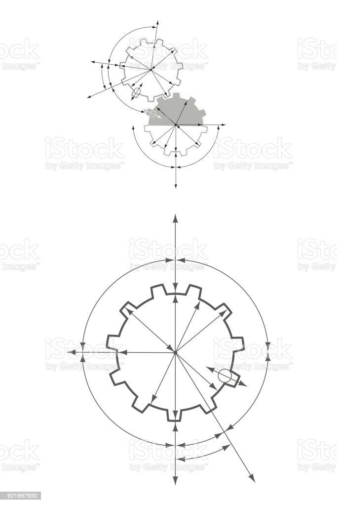 Machine Symbols In Engineering Drawing