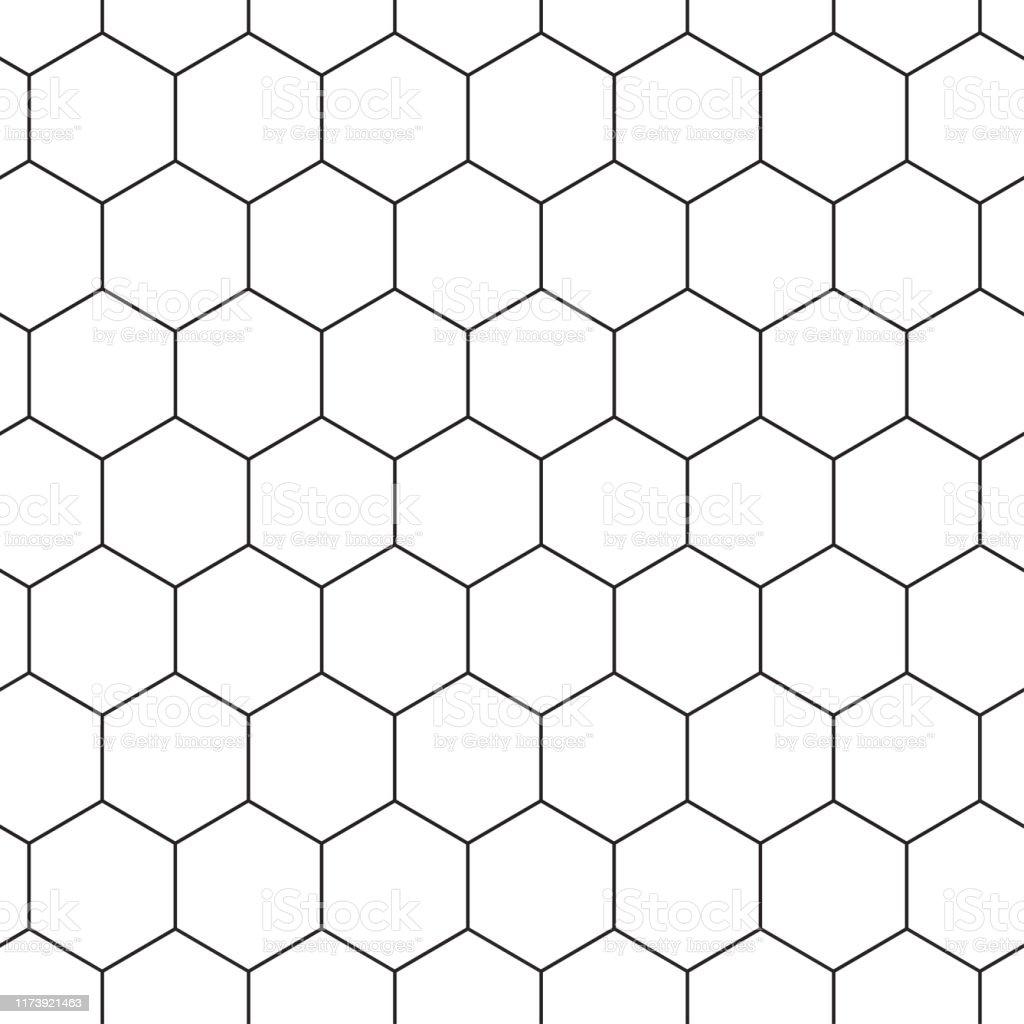 carrelage en nid d abeille vectoriels et illustrations libres de droits istock
