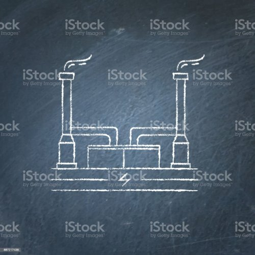 small resolution of geothermal power plant chalkboard sketch royalty free geothermal power plant chalkboard sketch stock vector art