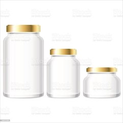 Kitchen Jars Cabinet Designer Royalty Free Canisters Clip Art Vector Images Glass Bottles Mockup Small Medium Large Illustration