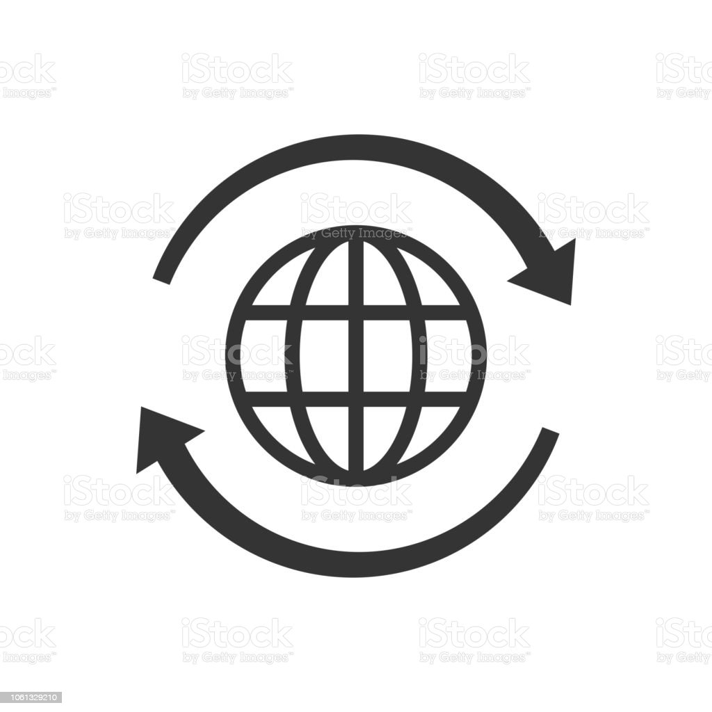 Global Communication Icon Stock Vector Art & More Images
