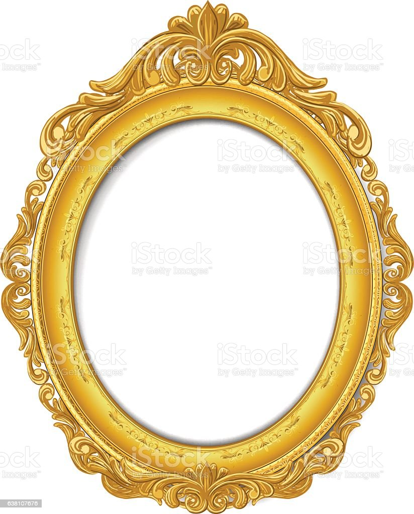 Royalty Free Ornate Mirror Clip Art Vector Images