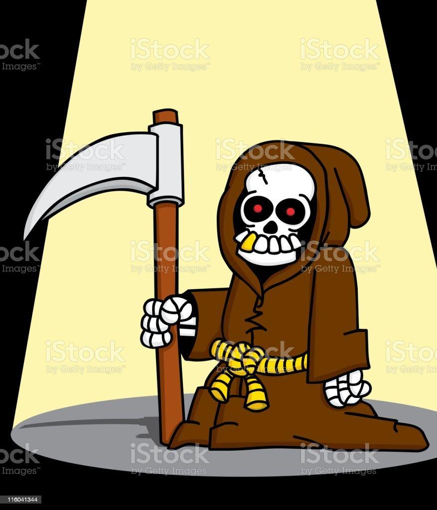 hight resolution of goofy grim reaper royalty free goofy grim reaper stock vector art amp more images