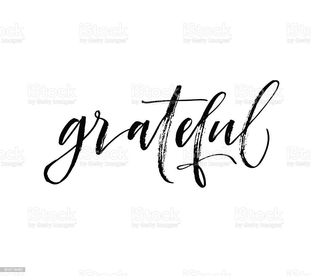 gratitude illustrations royalty-free