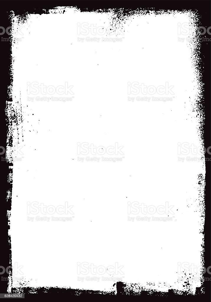best black border illustrations