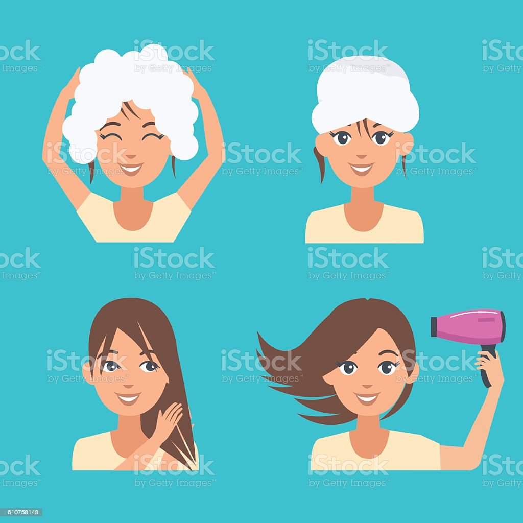 royalty free dry towels clip art