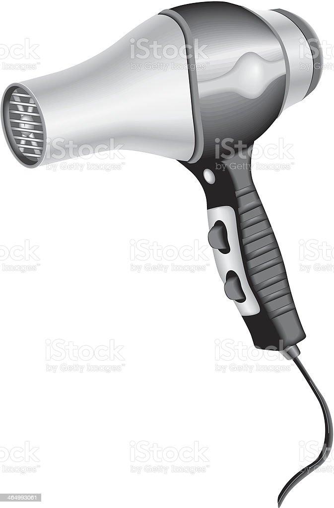 hair dryer illustrations