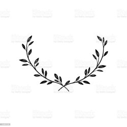 Hand Drawn Vector Frame Floral Wreath For Your Text Decorative Elements For Design Vintage And Rustic Styles Stock Illustration Download Image Now iStock