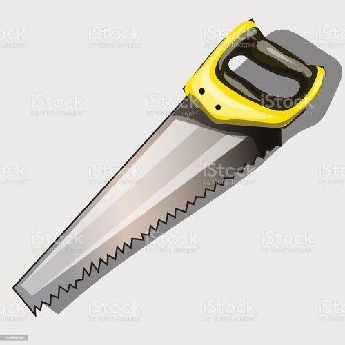 small resolution of sierra acercamiento instrumento carpintero trabajo ilustraci n de sierra acercamiento instrumento carpintero trabajo y m s vectores