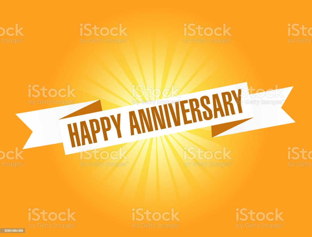 Free Clip Art Graphic Design Happy Anniversary Illustrations Royalty Free Vector