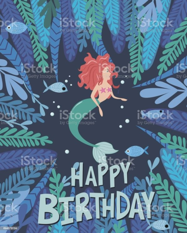20 Sea Life Birthday Cards Printable Pictures And Ideas On Meta
