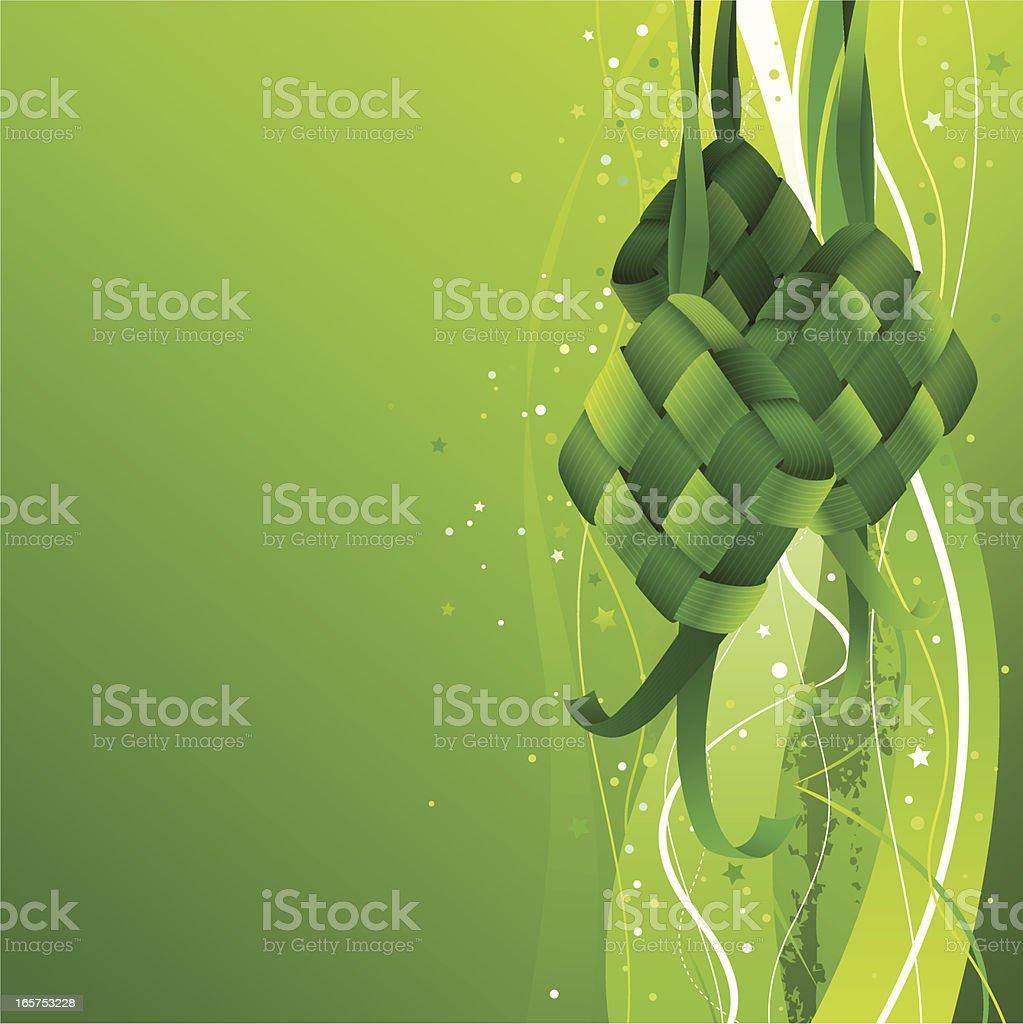 Hari Raya Background Stock Vector Art  More Images of