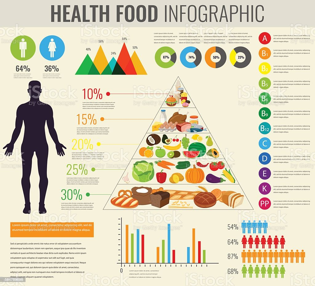 new food pyramid diagram 3 way switch schematic health infographic healthy eating