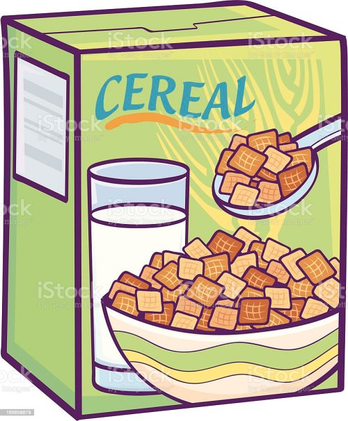 small resolution of healthy cereal royalty free healthy cereal stock vector art amp more images of bowl