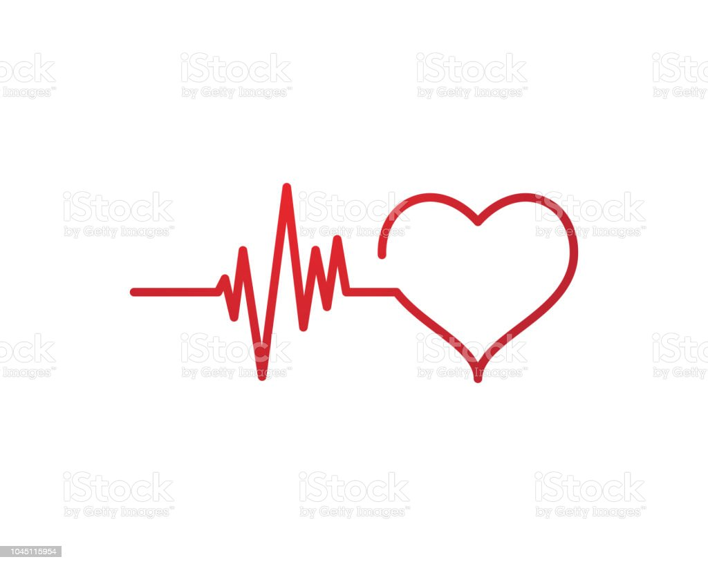 心跳脈搏圖示圖示向量圖形及更多人的心臟圖片 - iStock