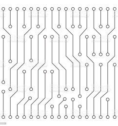 high tech circuit board texture beautiful banner wallpaper design illustration royalty free high tech [ 1024 x 1024 Pixel ]
