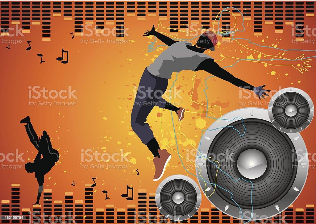 hip hop beat stock