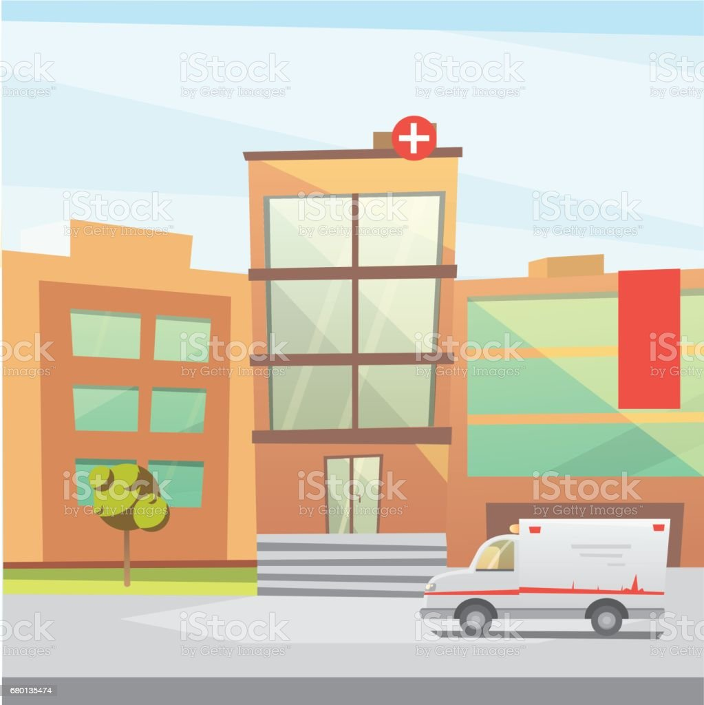 Emergency Room Clip Art Animated